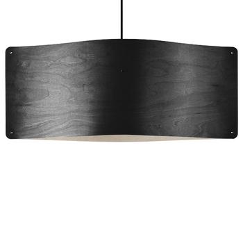 FINOM Wide Pendant Large Black (WPLb) Light   Design Valaisimet Netistä |  Designvalaisin.net